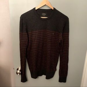 All Saints Keel Merino Wool Sweater